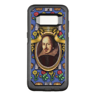 William Shakespeare OtterBox Commuter Samsung Galaxy S8 Case