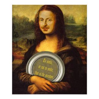 William Shakespeare Parody Photograph