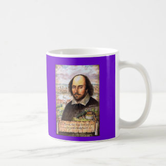 William Shakespeare Picture Mug