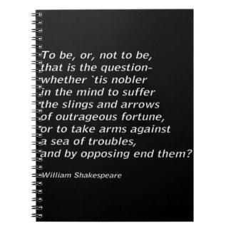 William Shakespeare`s `Hamlet` Notebooks