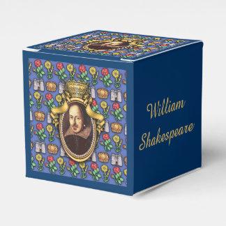 William Shakespeare Wedding Favour Boxes