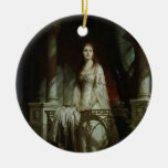 William Shakespeare's Juliet Christmas Ornaments