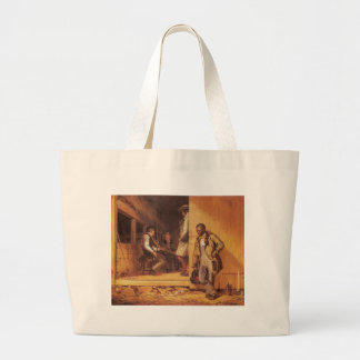 William Sidney Mount The Power Of Music Jumbo Tote Bag