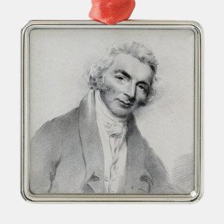 William Smyth Metal Ornament