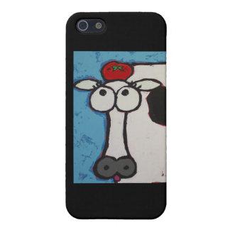 William Tell Tomato cow iPhone 5 case