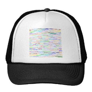 William Text Design II Hat