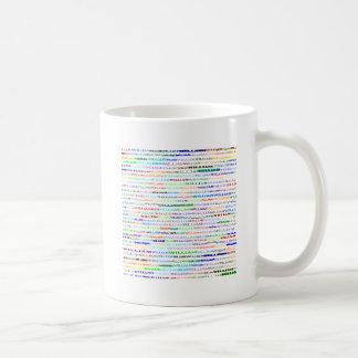 William Text Design II Mug I