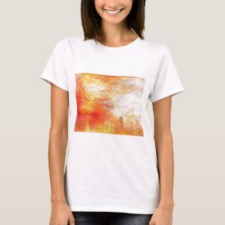 William Turner Sun Setting Over A Lake Romanticism T-Shirt