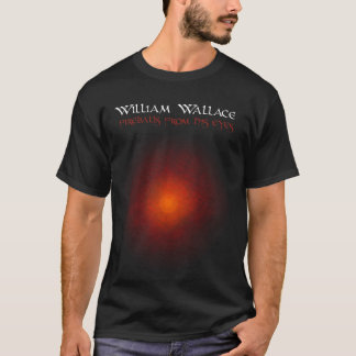 William Wallace Fireballs and Lightning T-Shirt