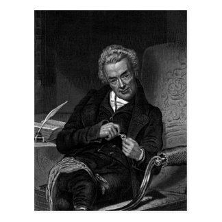 William Wilberforce Postcard