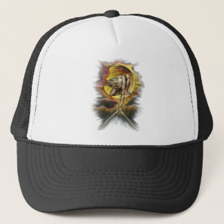 Williams Blake's Ancient Of Days Trucker Hat