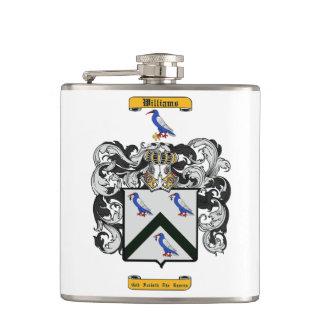 Williams (English) Flasks