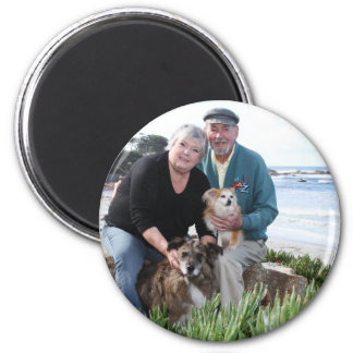 Williams Foxy and Corky Photo 3 Magnet