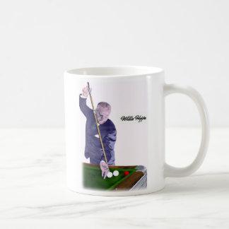 Willie Hoppe Billiards Coffee Mug