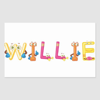 Willie Sticker