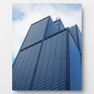 willis tower plaque