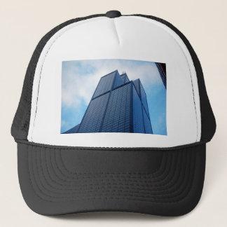 willis tower trucker hat