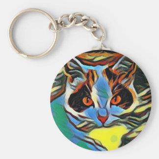 Willow Art8 Key Ring
