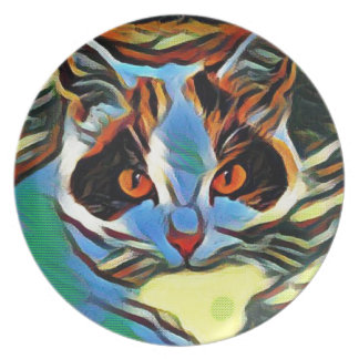 Willow Art8 Plate