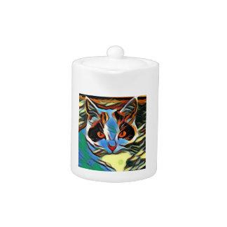 Willow Art8 Teapot
