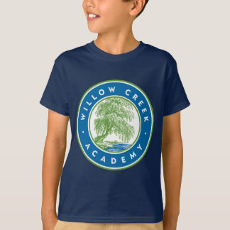 Willow Creek Academy Classic Seal Logo T-Shirt