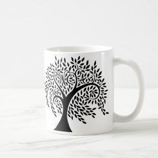 Willow Creek Academy Wispy Tree Logo Coffee Mug