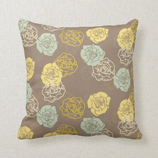 Willow Floral Cushion