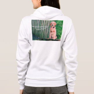 Willow Kennel Zippered Sweat Hoodie