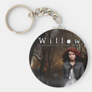 Willow key chain