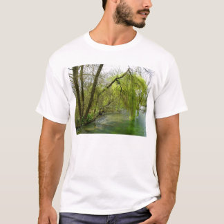 Willow on the River Test T-Shirt