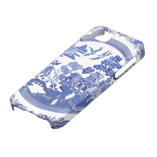 Willow Pattern iPhone5 Cases Case For The iPhone 5