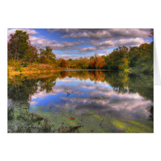 Willow Pond Card