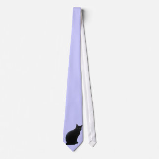 Willow the Black Cat Tie