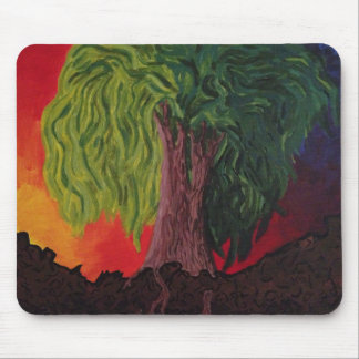Willow Tree Mouse Pad