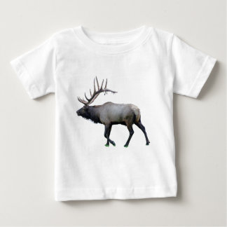 Willow Wapiti elk Baby T-Shirt