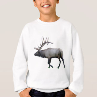 Willow Wapiti elk Sweatshirt