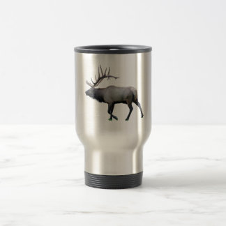Willow Wapiti elk Travel Mug
