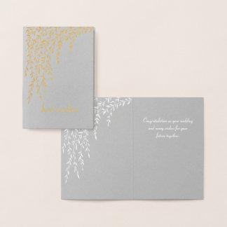 Willows Mini Wedding Card