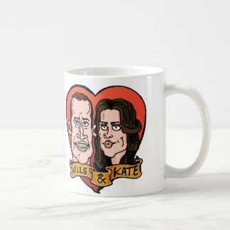 Wills and Kate Mug