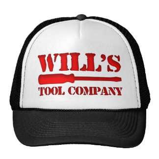 Will's Tool Company Mesh Hat