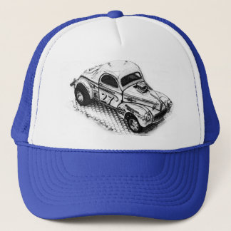 Willy 27 Hot Rod Trucker Hat
