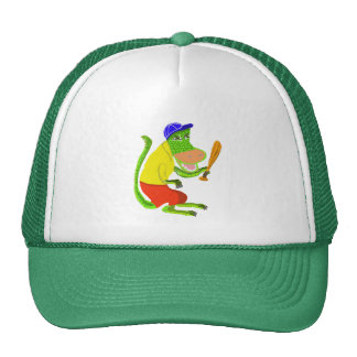 Willy Plays Softball Mesh Hats