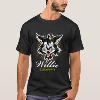 willylogoon black T-Shirt
