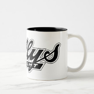 Willys Knight Large Logo Coffee Mugs