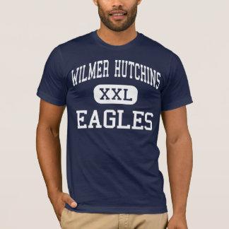Wilmer Hutchins - Eagles - High - Dallas Texas T-Shirt