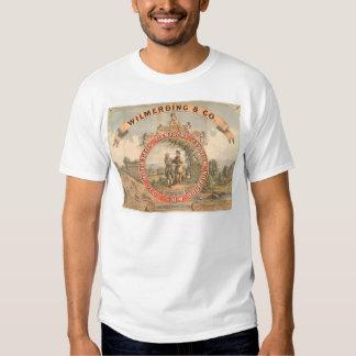 Wilmerding & Co. Kentucky Whiskey (1855A) Tee Shirt
