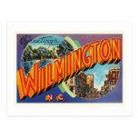 Wilmington #2 North Carolina NC Vintage Postcard- Postcard