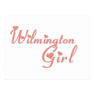 Wilmington Girl tee shirts Postcard