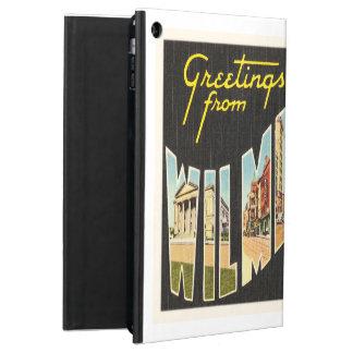 Wilmington North Carolina NC Old Vintage Postcard- iPad Air Cases