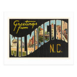 Wilmington North Carolina NC Old Vintage Postcard- Postcard